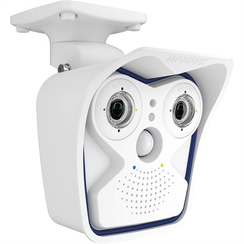 Outdoor 6 MP Dual Lens IP Camera Body (add lens)