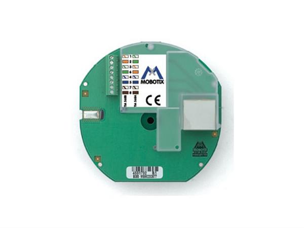 IO Module Ethernet terminal board