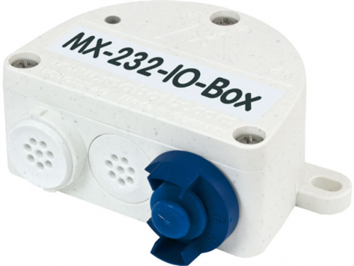 MX-232-IO-Box. Weatherproof RS-232 IO Interface for Mobotix cameras