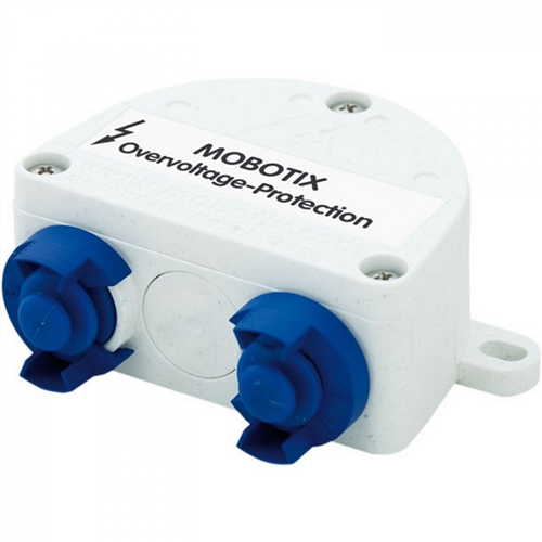 Weatherproof Surge and Overvoltage Protection Box for Ethernet, LSA