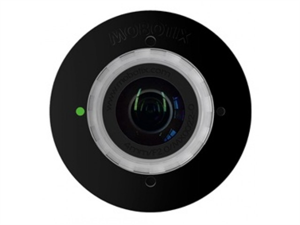 S15D/M15D Sensor with HD premium lens, f/1.8, 31 degree, 6MP, IP66, black Mx-O-SMA-S-6D119-b