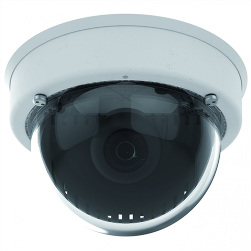 Indoor Dome IP Camera (body), 6MP (add lens)