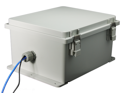 NEMA Enclosure for Cradlepoint Routers