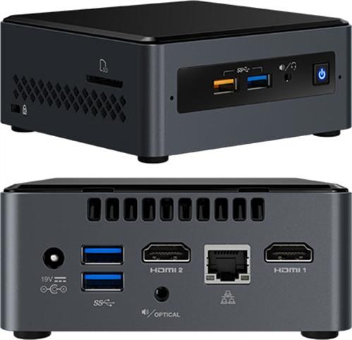 NUC Kit with Pentium Silver J5005 CPU, WiFi, HDMI, USB