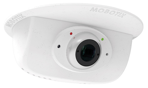 In-Ceiling 6MP Camera with Pan/Tilt positioning, 15 degree lens