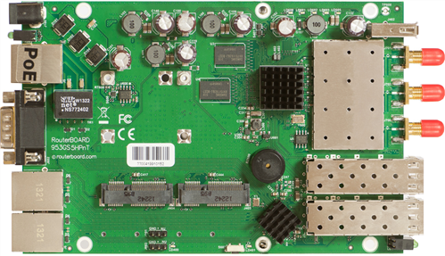 Routerboard 5GHz 802.11a/n 3x3 MIMO AP/CPE (board only)