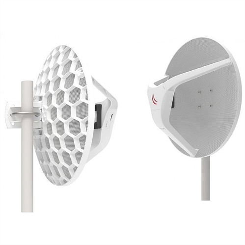 Wireless Wire Dish, Preconfigured 60GHz Pair