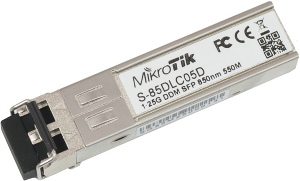 1.25G SFP Multi-mode transceiver, LC connector