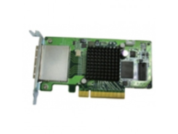 Dual-wide-port storage expansion card, SAS 6Gbps
