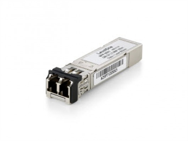 Gigabit Ethernet Multi-mode SFP Transceiver SX (500m), Duplex LC
