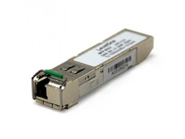 Gigabit Singlemode Bi-Di SFP Transceiver, 10km, TX 1550nm / RX 1310nm
