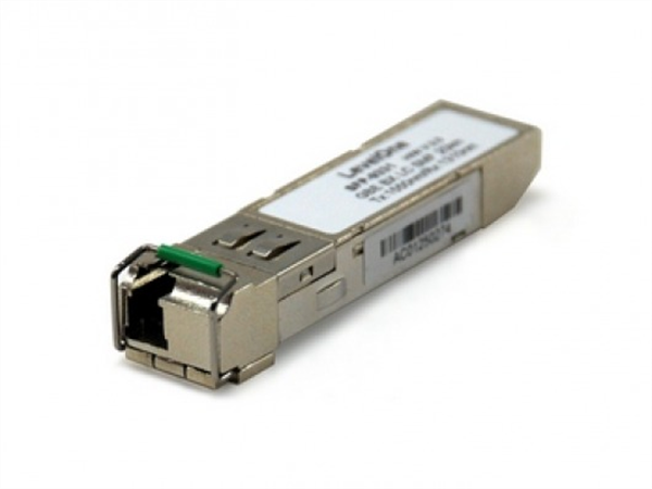 Gigabit Single-mode Bi-directional SFP (20km, TX/RX 1310/1550nm)