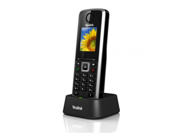 DECT Phone for use with SIP-W52P SIP Base Station