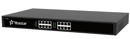 16-Port FXS VoIP Gateway