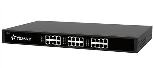 24-Port FXS VoIP Gateway