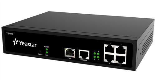 BRI ISDN VoIP Gateway, 4 Ports