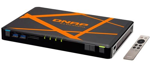 4-bay M.2 SSD NASbook, N3150 quad-core 1.6GHz, 4GB RAM