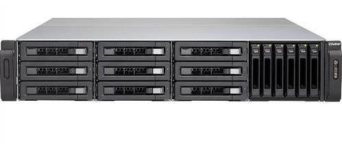 15-Bay TurboNAS, SAS 12G, SAS/SATA 6G, Xeon E3-1246 v2 3.5GHz, 8GB  ECC RAM