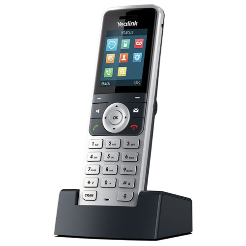 Additional DECT Cordless Handset for W53P Base
