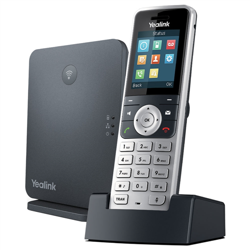 VoIP DECT Base with Cordless Phone