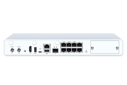 XG 125 Rev.3 Security Appliance