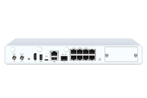 XG 135 Rev.3 Security Appliance