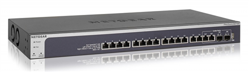 16-port 10GigE Smart Managed Pro Switch, with 2 x SFP+