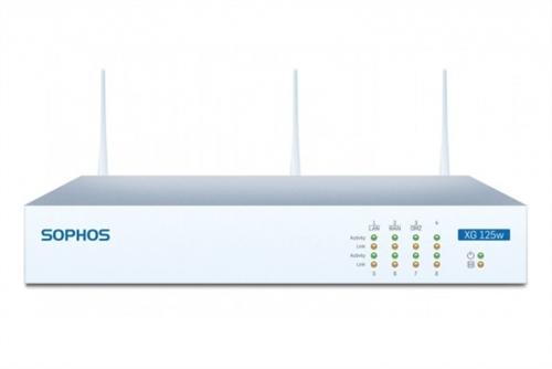 XG 125w Rev.3 Security Appliance, 802.11a/b/g/n/ac WiFi