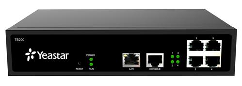 VoIP Gateway, 2 BRI ports
