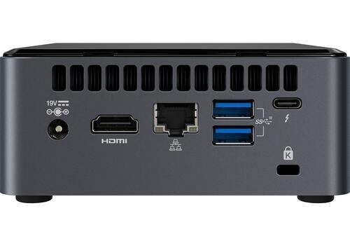 NUC i5-10210U Mini PC Barebones Kit, Core i5 4.2GHZ, WiFi, Bluetooth