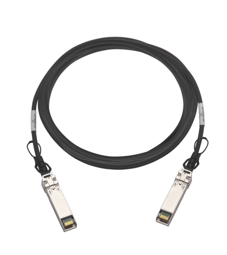 5m SFP+ 10GbE twinaxial direct attach cable (DAC)