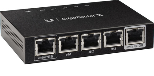 EdgeRouter X 5-Port