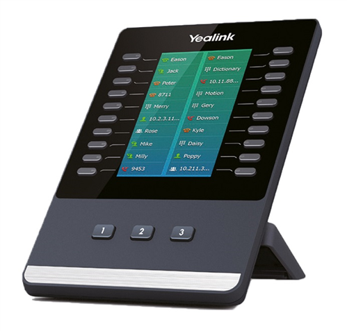 Expansion Module for Yealink T5 Series, LCD screen