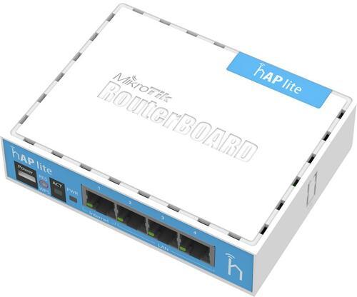 hAP Lite 802.11n Acces Point Router