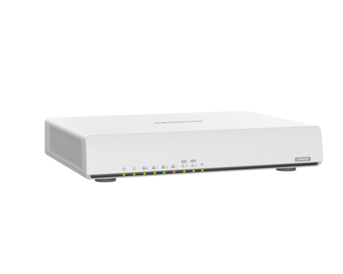 Wireless Router with Dual 10GbE and Wi-Fi 6
