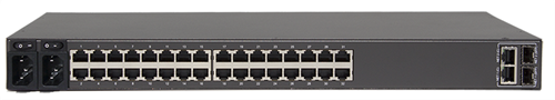 16-Port Serial and 24-Port Ethernet, Dual AC, V.92 modem, 4G LTE
