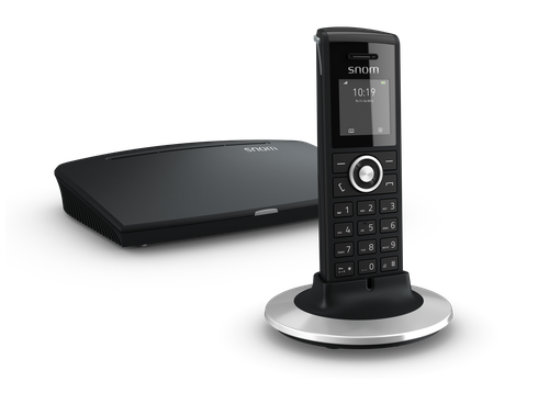 M300 IP DECT base station and M25 handset package