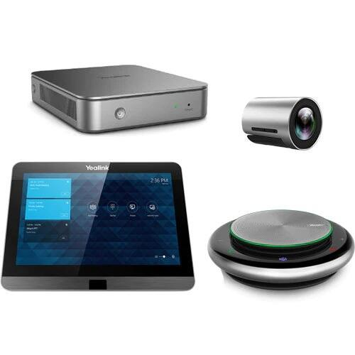 Microsoft Teams Video Conferencing Kit for Huddle and Small Rooms