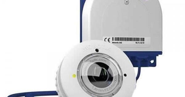 S16B DualFlex 6MP Outdoor Network Camera with 180 degree lens