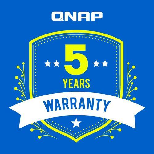 Upgrade standard 2 year warranty to 5 years - Blue
