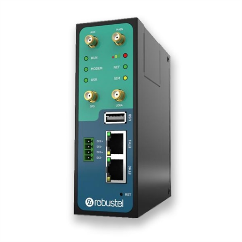 2G/3G/4G LTE (Band 28) Dual SIM Router with integrated LoRaWAN