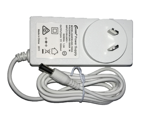 Spare 24V, 36W Plug Pack Power Supply for MikrotTik routers