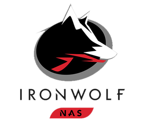 IronWolf 2TB Hard Disk Drive for NAS, 5900 RPM