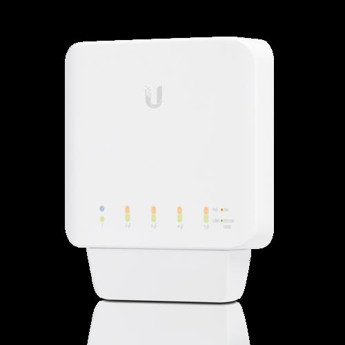 Outdoor 5-Port Gigabit 802.3af/at PoE Switch