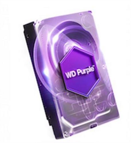 4TB Purple SATA 6GB/S Hard Disk for Video Surveillance Applications