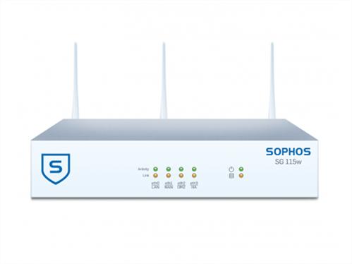XG 115w EnterpriseProtect, 2-year (Firewall with EnterpriseGuard)