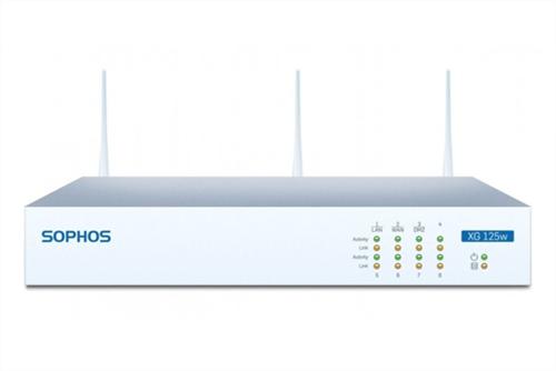 XG 125w EnterpriseProtect, 3-year (Firewall with EnterpriseGuard)