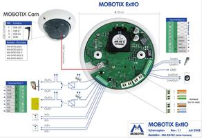Extio Extension Module For Mobotix Cameras   SnapperNet