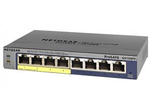 NETGEAR GS108PE-300