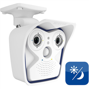 MOBOTIX MX-M15D-SEC-DNIGHT-D43N43-6MP-F1.8